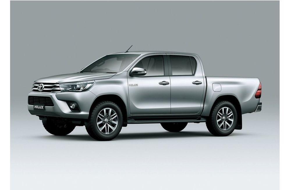 Toyota Hilux 2020, Kuwait