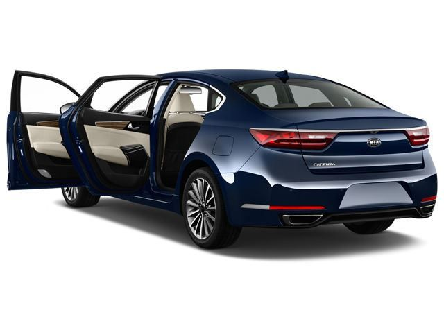 Kia Cadenza 2020, United Arab Emirates