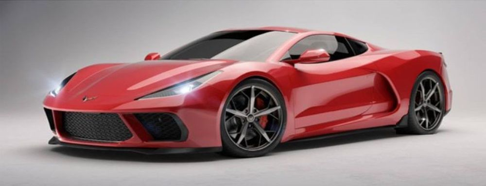 Chevrolet Corvette 2020, United Arab Emirates