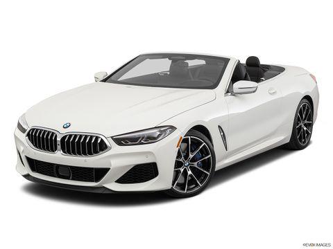 BMW 8 Series Convertible 2019, Saudi Arabia