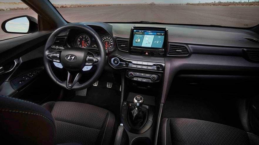 Hyundai Veloster N 2019, Bahrain