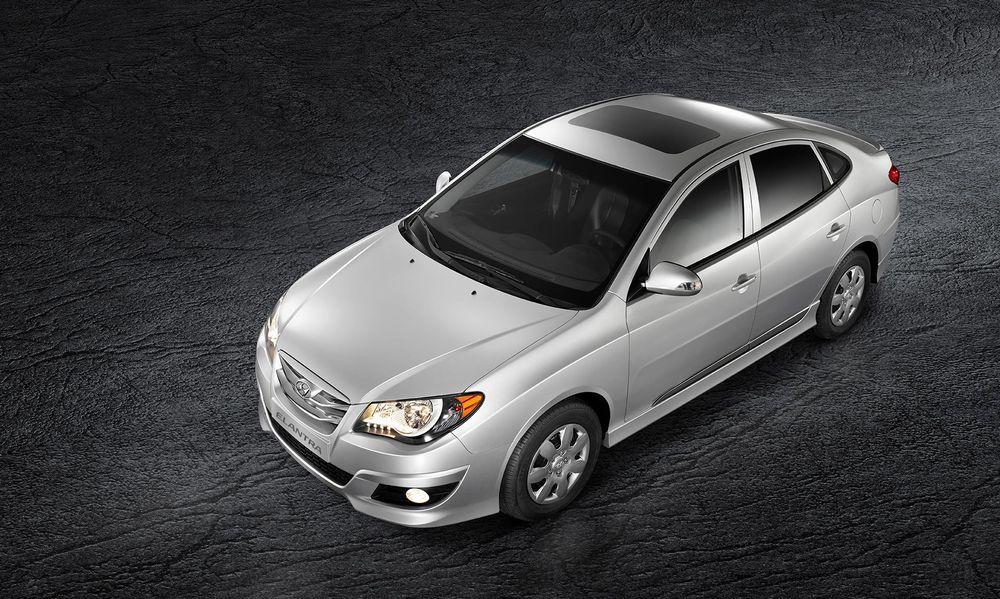 Hyundai Elantra HD 2020, Egypt
