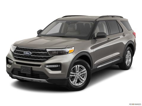 Ford Explorer 2020, Saudi Arabia