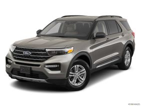 Ford Explorer 2020, Oman