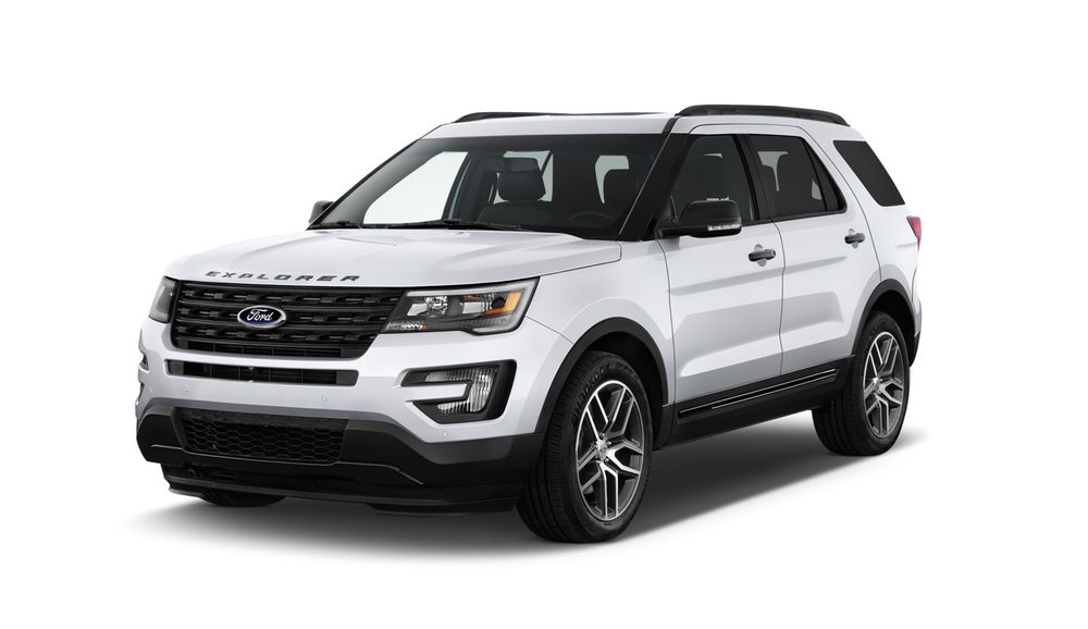 Ford Explorer 2020, United Arab Emirates