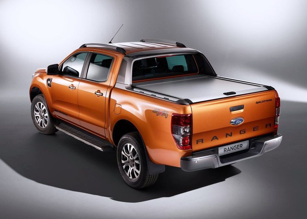 Ford Ranger 2020, United Arab Emirates