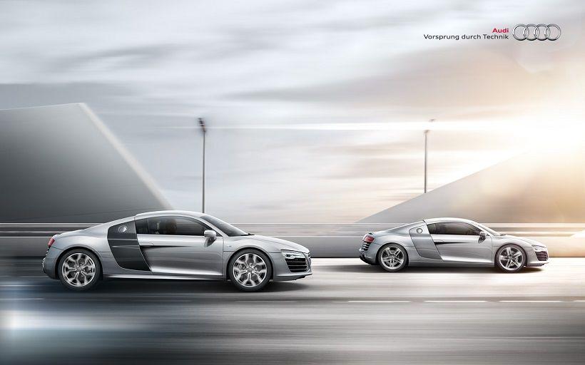 Audi R8 Coupe 2012, Kuwait