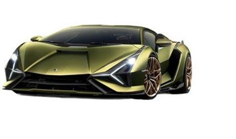 Lamborghini Sian FKP 37 2020 6.5L V12 in Qatar New Car