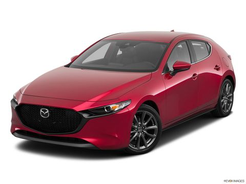 Mazda 3 Hatchback 2020, Kuwait