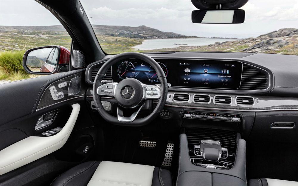 Mercedes-Benz GLE Coupe 2020, Bahrain