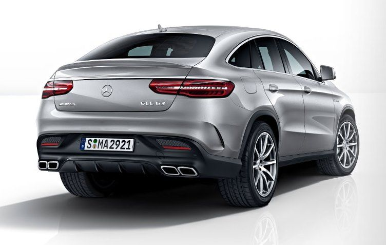 Mercedes-Benz AMG GLE Coupe 2020, Qatar
