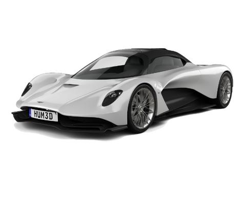 Aston Martin Valhalla 2020, Bahrain