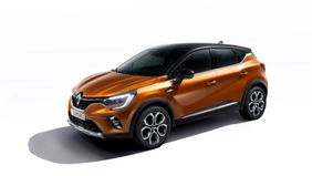 Renault Captur 2020, United Arab Emirates