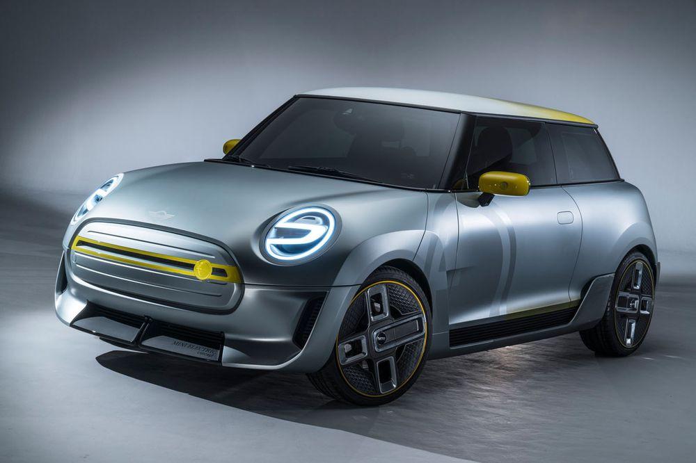 Mini SE EV 2020, Qatar