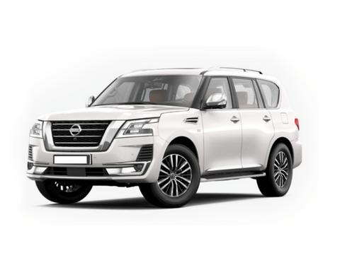 Nissan Patrol 2020, Qatar