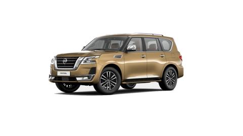 Nissan Patrol Price In Qatar New Nissan Patrol Photos And Specs Yallamotor