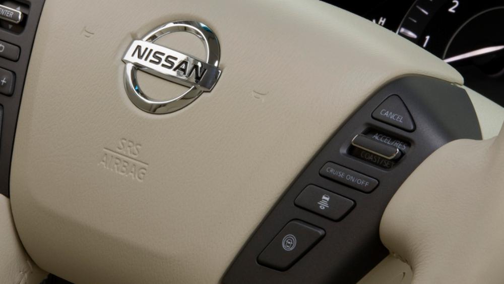 Nissan Patrol 2020, United Arab Emirates