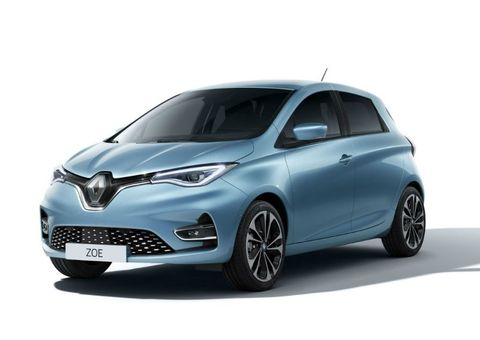 Renault Zoe 2020, United Arab Emirates