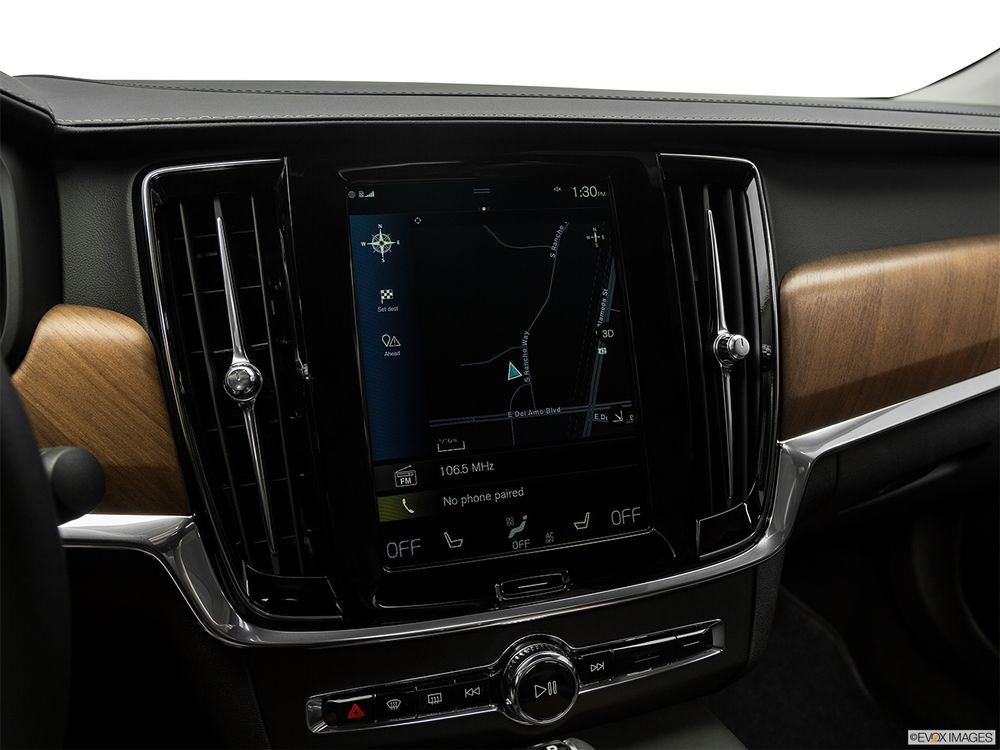 Volvo S90 2020, Qatar