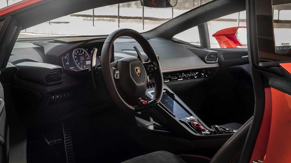 Lamborghini Huracan 2020, United Arab Emirates