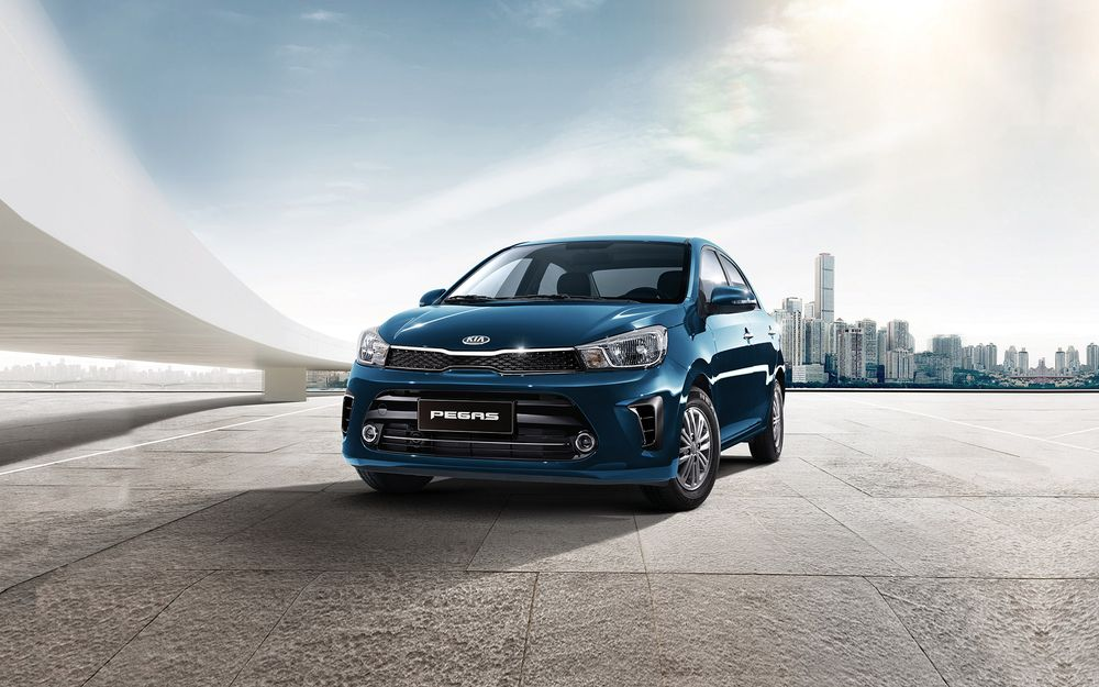 Kia Pegas 2020, United Arab Emirates