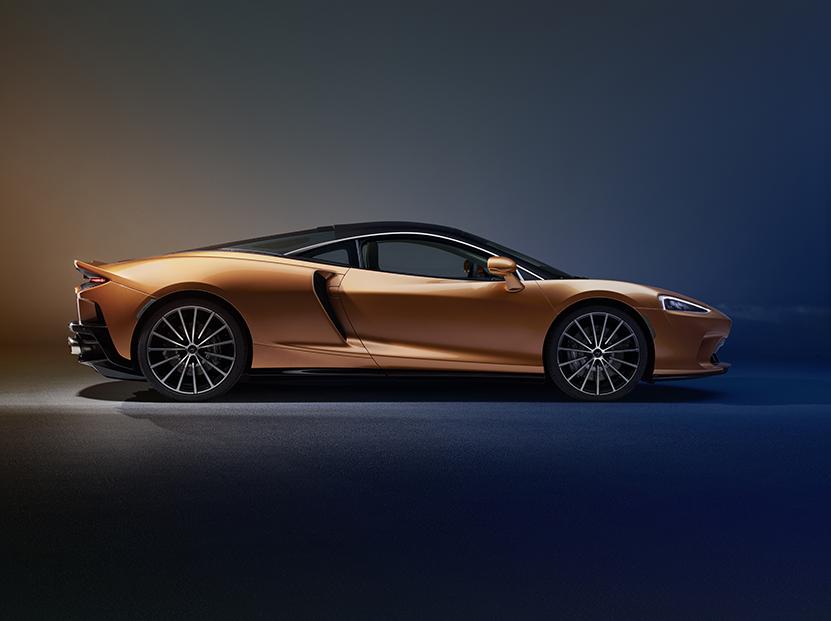 McLaren GT 2020, Qatar