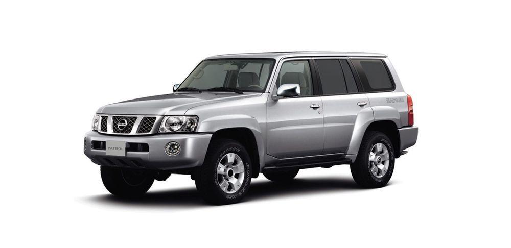 Nissan Patrol Safari 2020, Kuwait