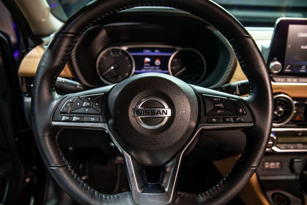 Nissan Sentra 2020, Egypt