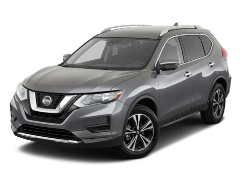 Nissan X-Trail 2020, United Arab Emirates