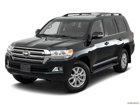 Toyota Land Cruiser 2020, United Arab Emirates