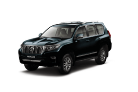 Toyota Land Cruiser Prado 2020, Oman, 2019 pics migration