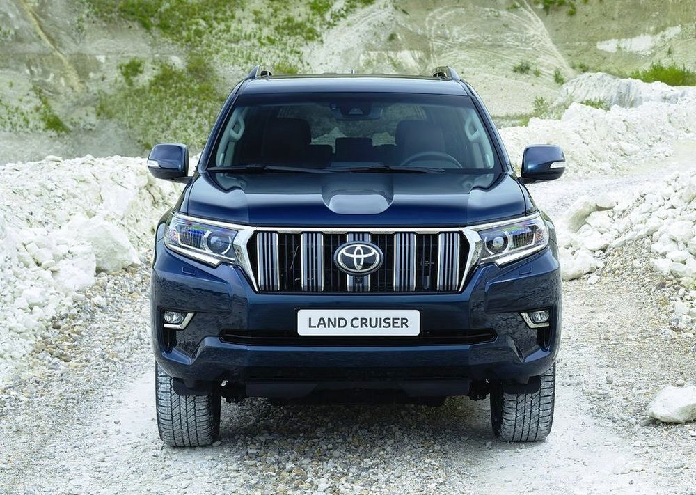 Toyota Land Cruiser Prado 2020, United Arab Emirates