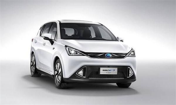 GAC GE3 EV 2019, United Arab Emirates