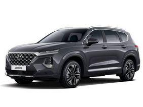 Hyundai Santa Fe 2020, Bahrain, 2019 pics migration