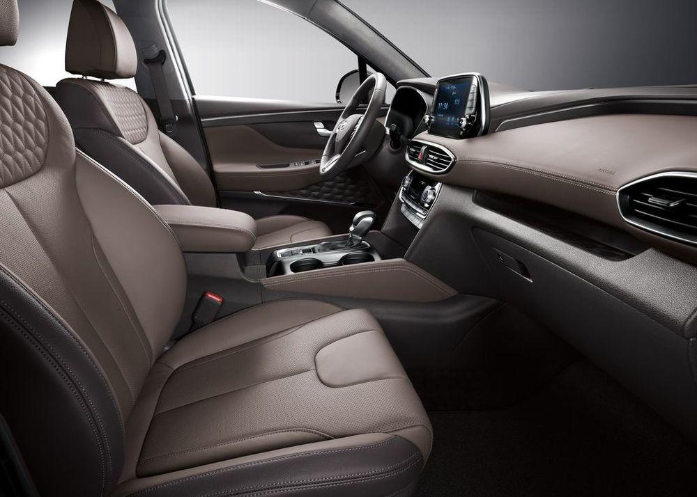 Hyundai Santa Fe 2020, Saudi Arabia