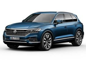 Volkswagen Touareg 2020, United Arab Emirates, 2019 pics migration