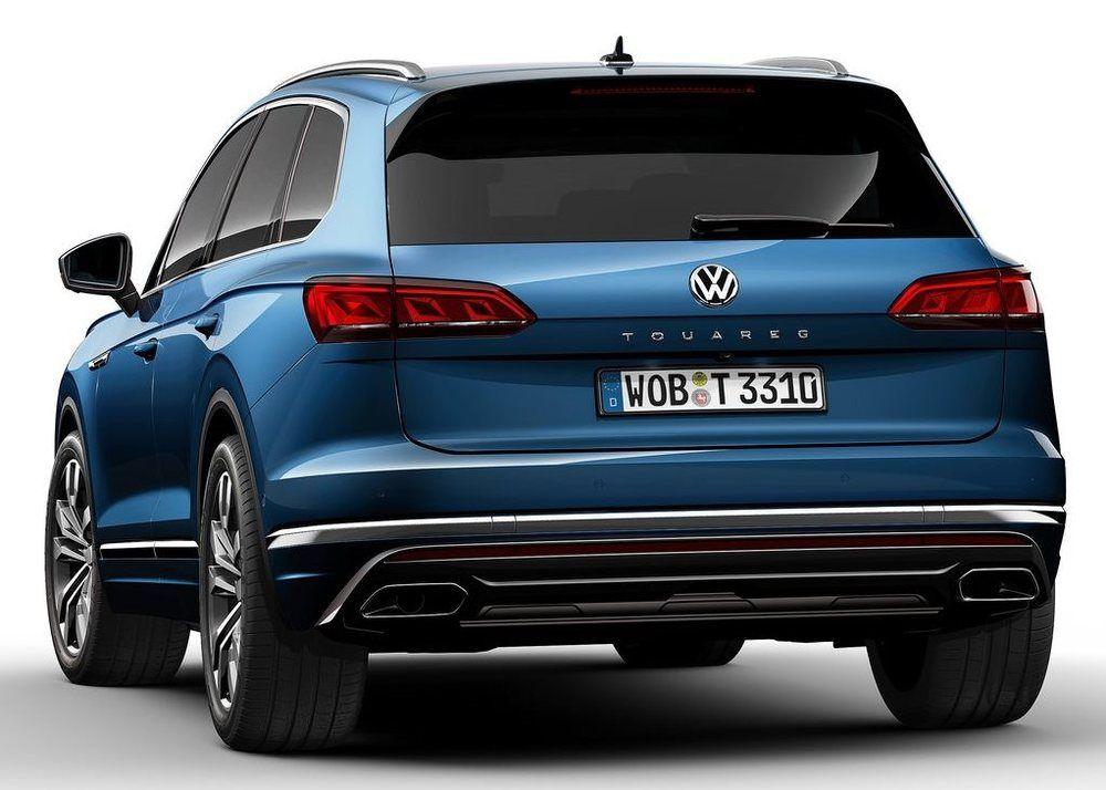Volkswagen Touareg 2020, United Arab Emirates