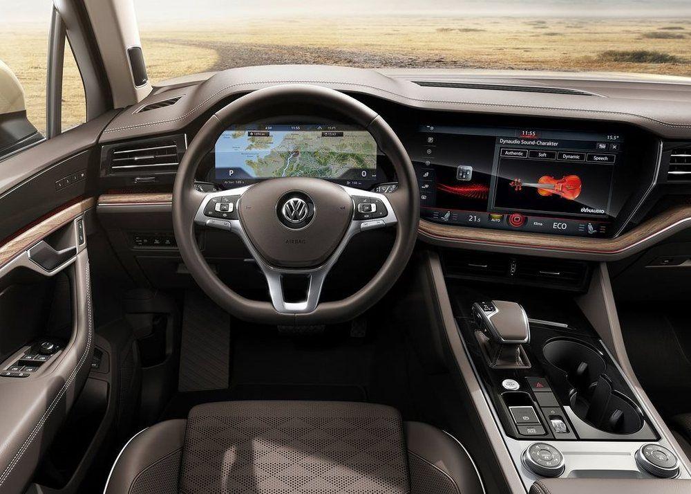 Volkswagen Touareg 2020, Qatar