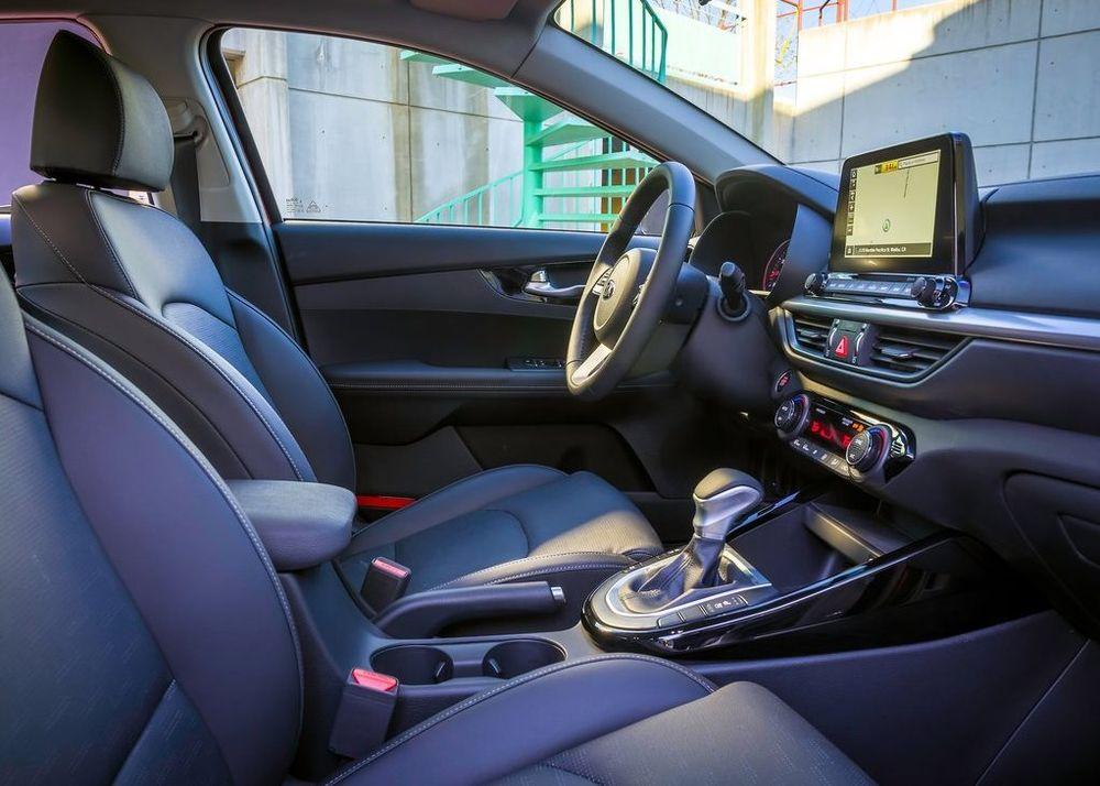 Kia Cerato 2020, United Arab Emirates