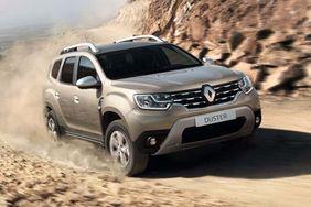 Renault Duster 2020 2.0L PE (4x4), United Arab Emirates, 2019 pics migration