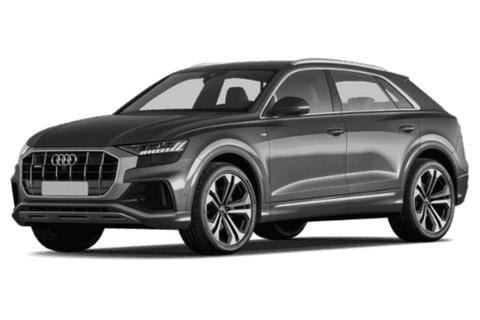 Audi Q8 2020, United Arab Emirates