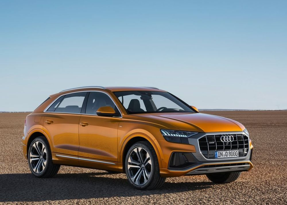 Audi Q8 2020, United Arab Emirates