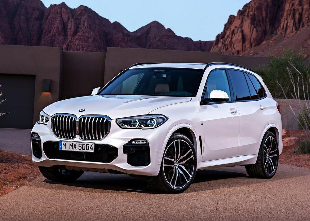 BMW X5 2020, Kuwait