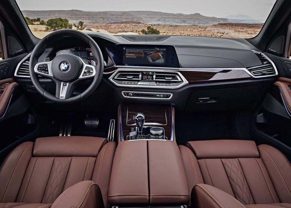 BMW X5 2020, Egypt