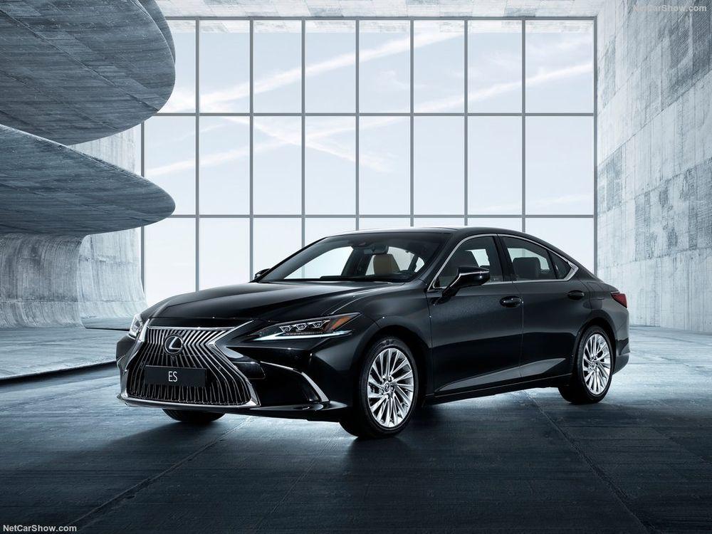 Lexus ES 2020, Kuwait