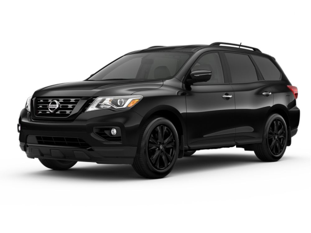 Nissan Pathfinder 2020, United Arab Emirates