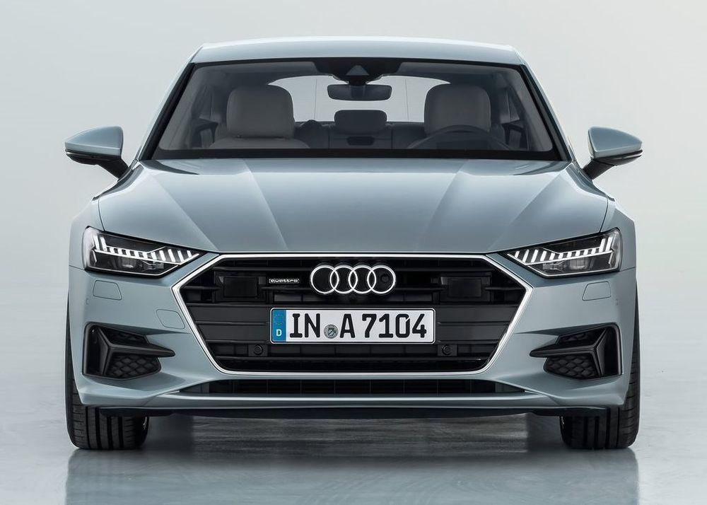 Audi A7 Sportback 2020, United Arab Emirates