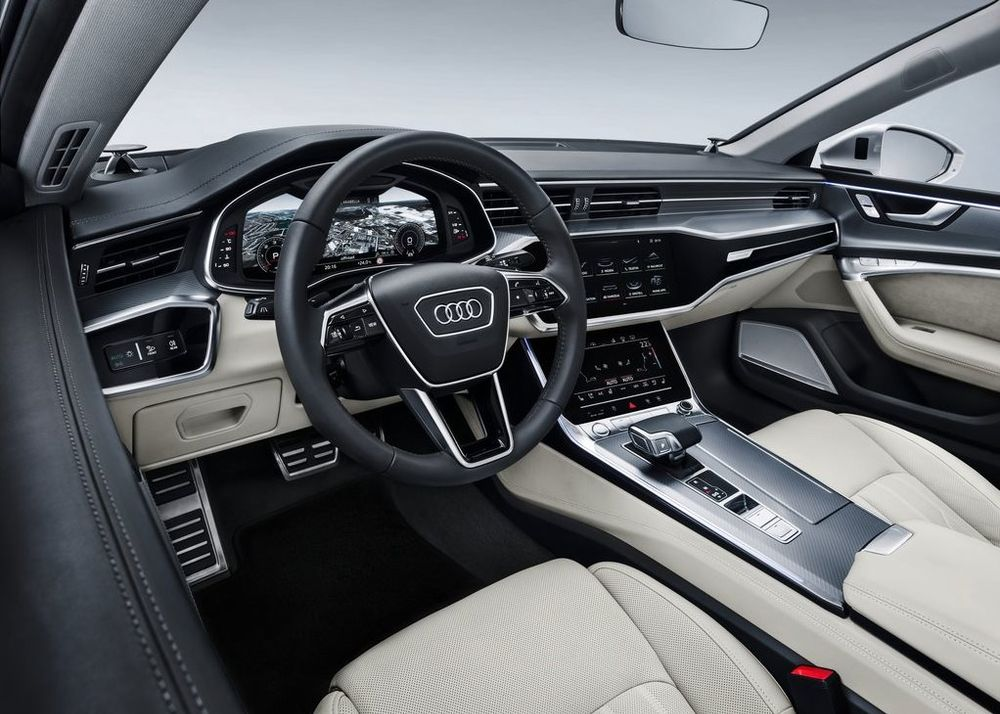 أودي A7 سبورت باك 2020, الإمارات