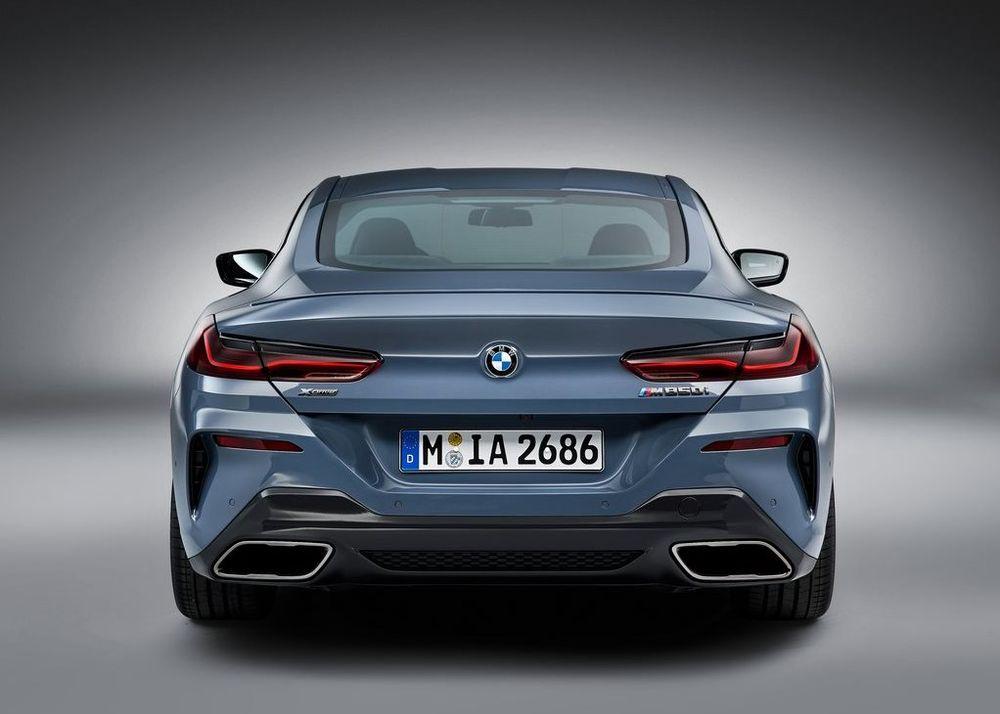 BMW 8 Series Coupe 2020, United Arab Emirates