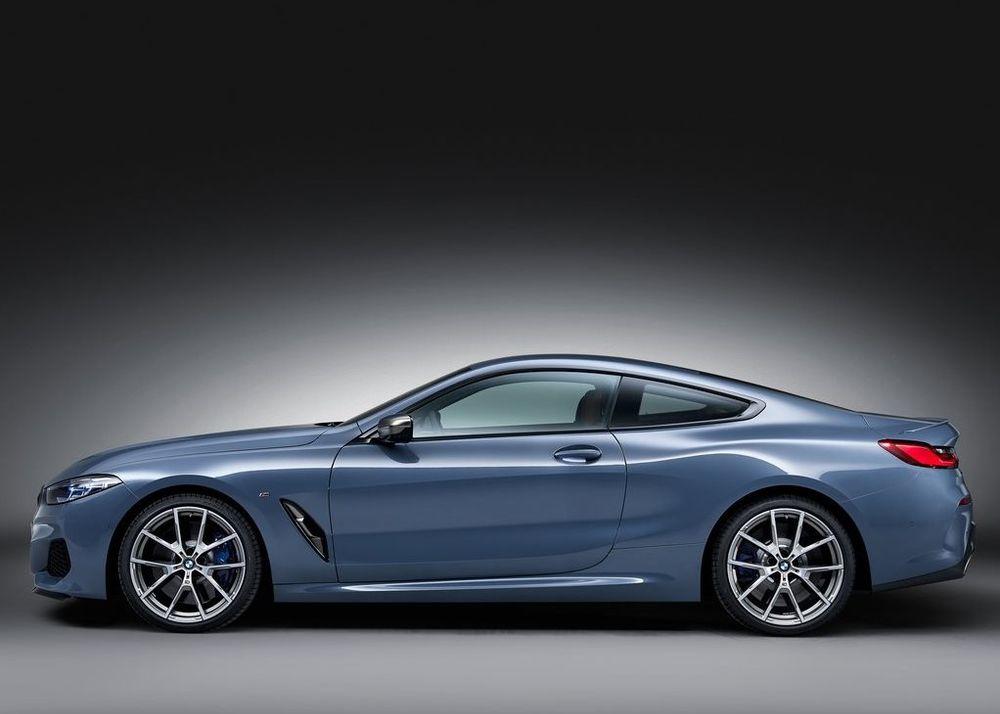 BMW 8 Series Coupe 2020, Saudi Arabia